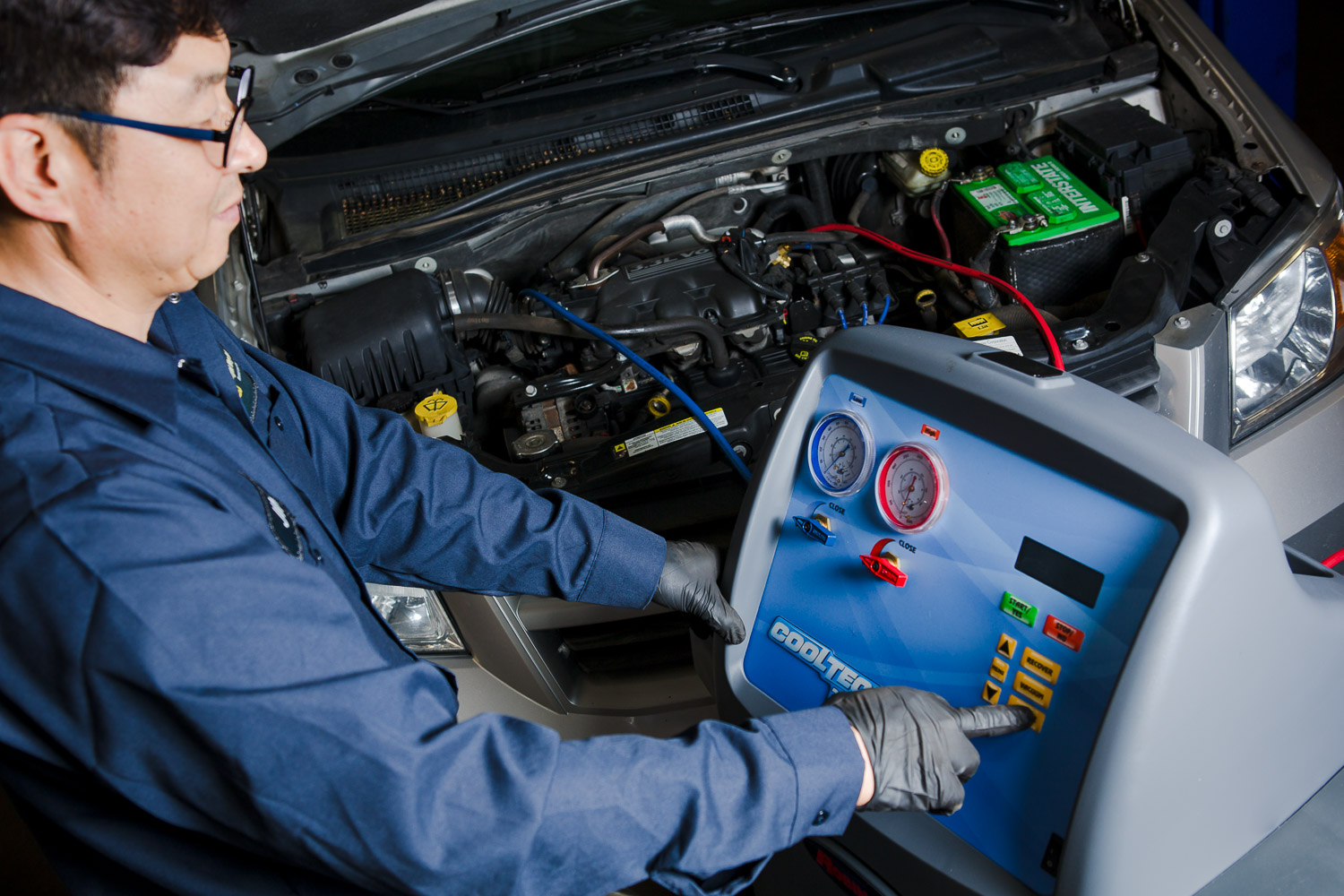 Air Conditioning Repair in Hamilton | Right Way Auto Repair
