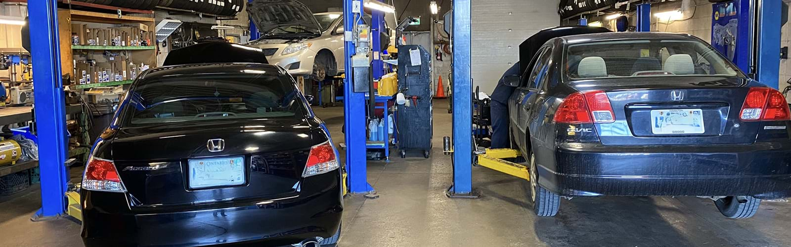 Services at Right Way Auto Repair, auto repair shop in Hamilton, ON