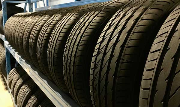 Tire Storage at Right Way Auto Repair in Hamilton, ON